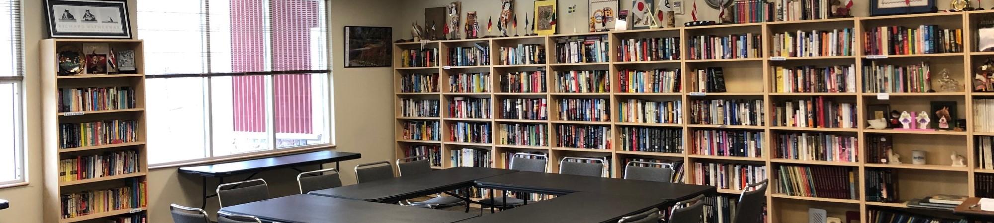 Alice Studt Library, Braham Event Center, Braham, MN
